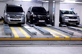 Automatic parking systems boxparking
